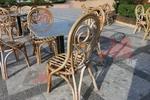 Елегантни мебели естествен ратан с доставка