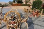 Качествени мебели естествен ратан с доставка за басейн