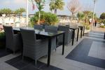 Вътрешна и външна ратанова  мебел за морето