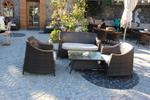 Ратанова мебелировка за дома и заведението на морските курорти