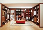 луксозни гардеробни  за дома