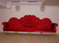 Дизайнерска мека мебел