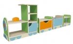 шкафчета за детски градини 29443-3188