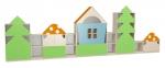 шкафчета по поръчка за детски градини 29444-3188