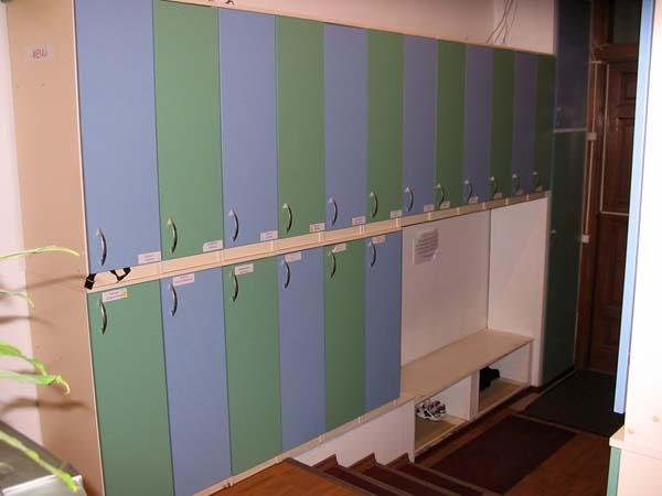 гардеробче за детска градина 29502-3188