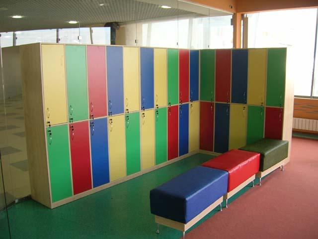 гардеробче по поръчка за детска градина 29503-3188