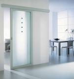 луксозни  стъклени врати