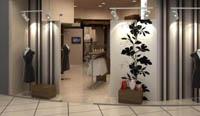 Интериор на магазин за дрехи