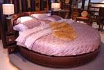 Поръчка на кръгла спалня