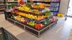 Изработка на дървен стелаж за плодове и зеленчуци