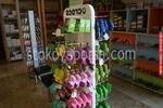 изработка на стелажи за детски обувки по поръчка