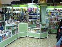 Обзавеждане за магазини за козметика