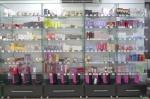 Поръчково обзавеждане за аптеки