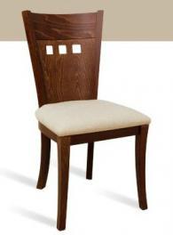 Дизайнерски масивни столове