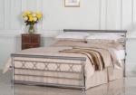 Модел на легло от метал, изработено по поръчка