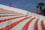 Пластмасови седалки за спортни зони