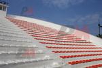 Пластмасова седалка за стадион