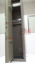 Сейфове за оръжие, с ляво или дясно отваряне на вратата