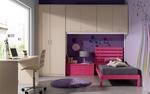 Мебели за детска стая по поръчка по проект